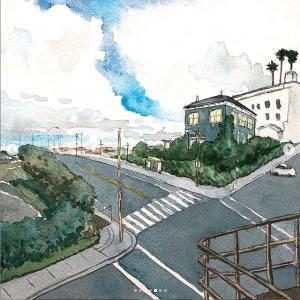 Residential San Francisco Original Art